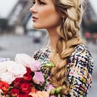 Hairstyles side braid