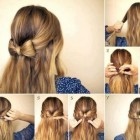 Hairstyles tutorials for long hair