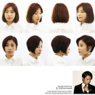 K style hairstyles