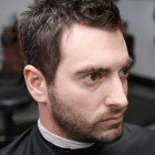 M shaped hairline hairstyles
