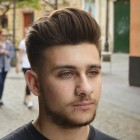 Men hairstyles for round faces