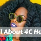 Natural hairstyles 4c