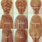 Nice easy hairstyles