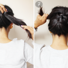 Quick easy styles for long hair