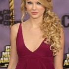 Red carpet hairstyles for long hair