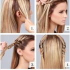 Simple updos for long hair for everyday