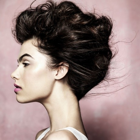 Woman beauty 1 hairstyles