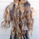 Beautiful braids for long hair
