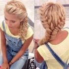 Braid the hair