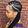 Braids cornrows