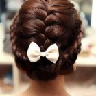 Cool braided updos