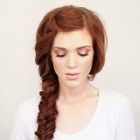 Cute braided updos for long hair