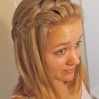 Cute easy hairstyles braids