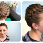 Cute girls hairstyles website