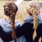 Cute hair braids