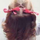 Cute kid hairstyles