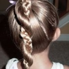 Cute little girl hairdos