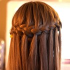 Different braid styles for long hair