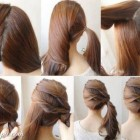 Easy and pretty hairstyles
