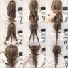 Easy braids long hair