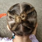 Easy girl hairdos