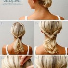 Easy hair do