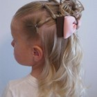 Easy hairdos for girls