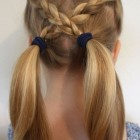 Easy kid hairstyles