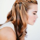 Easy n simple hairstyles