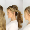 Easy summer hairstyles