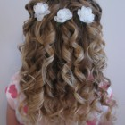 Girl hairdos and ideas