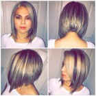 Hair cut color