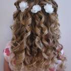 Hair designs for little girls