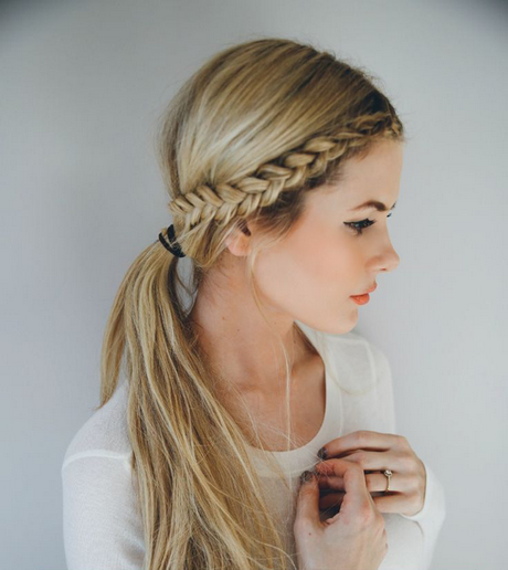 Ideas for braided hairstyles