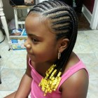Kids hair braiding styles