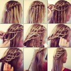 List of different hair braids