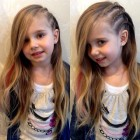 Little girl long hairstyles