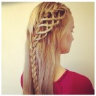 Pretty hair braids
