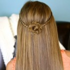 Pretty hairstyles for braids