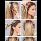 Quick and cute hairstyles