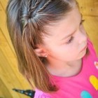 Styles for little girl hair