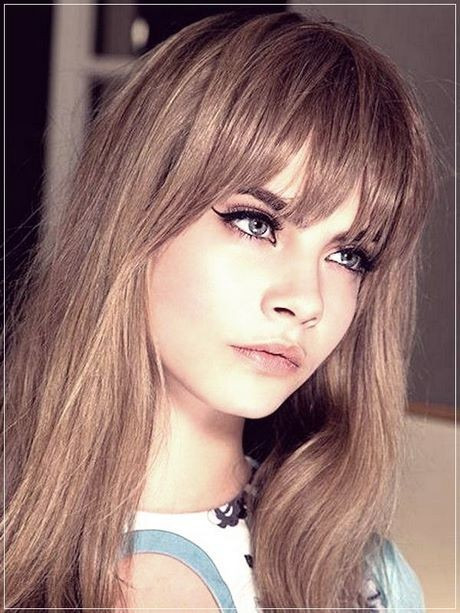 Best hairstyles with bangs 2020