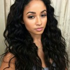 Black curly weave hairstyles 2020