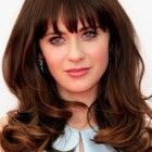Celebrity long hairstyles 2020