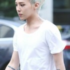 G dragon hairstyles 2020