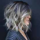 Haircuts for medium length hair 2020