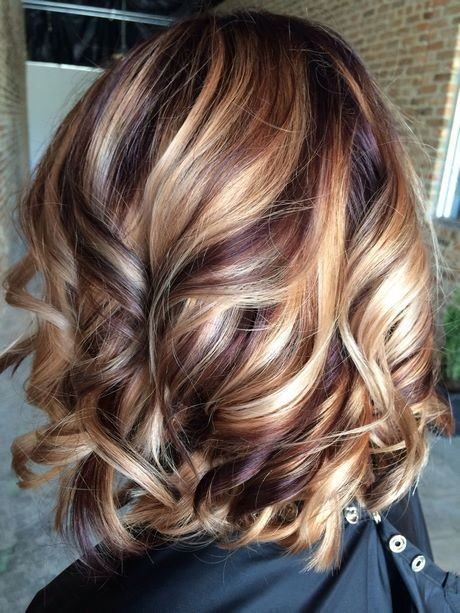 Hairstyles and color for fall 2020