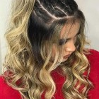 Homecoming hair 2020