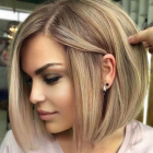 Latest short hairstyles 2020 ladies