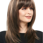 Long fringe hairstyles 2020